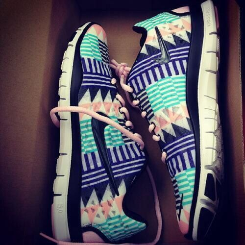 nike shoes :)