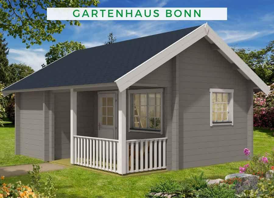 Gartenund Freizeithaus Bonn90 Premium in 2019
