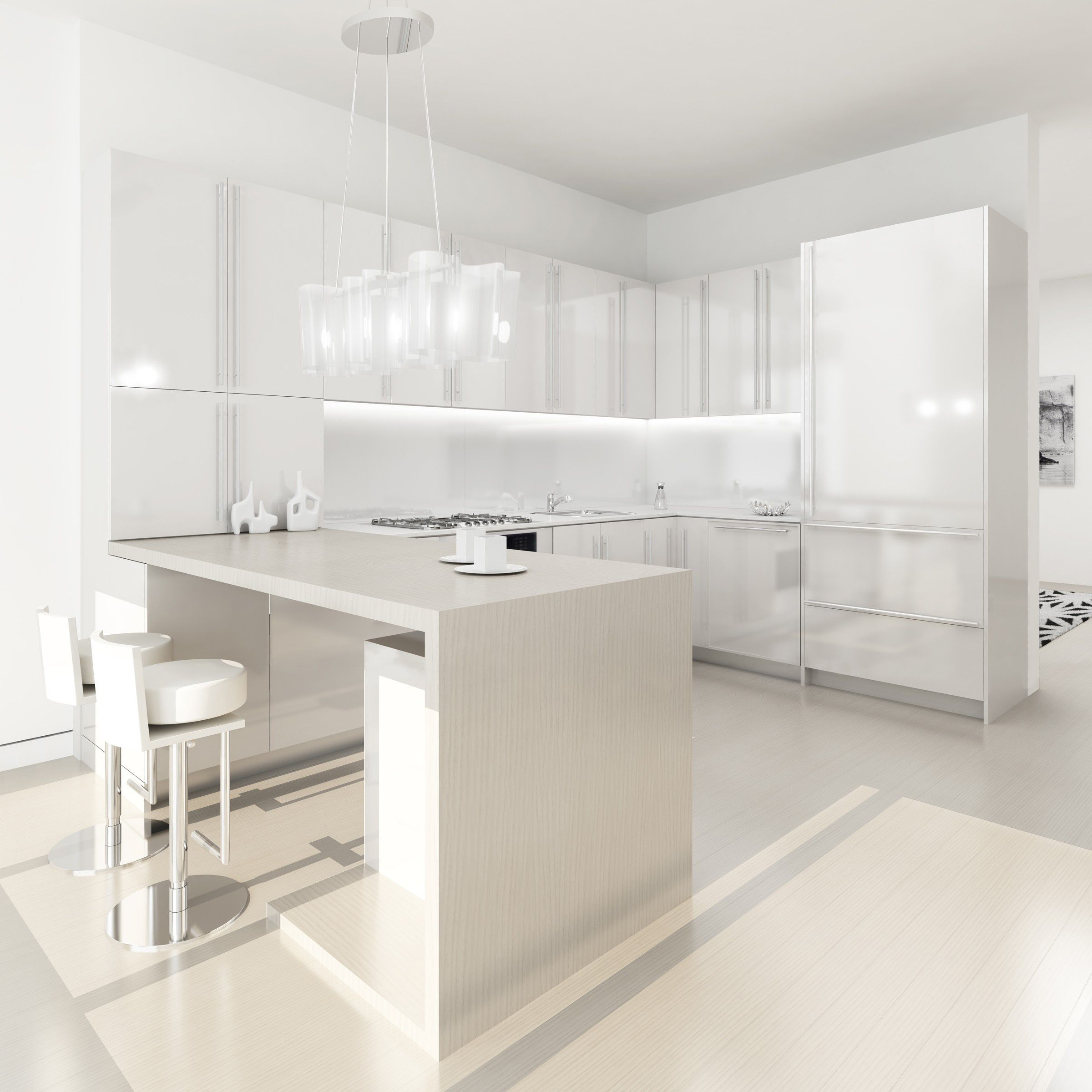 new home kitchen design ideas kitchen backsplash subway tile design ...
