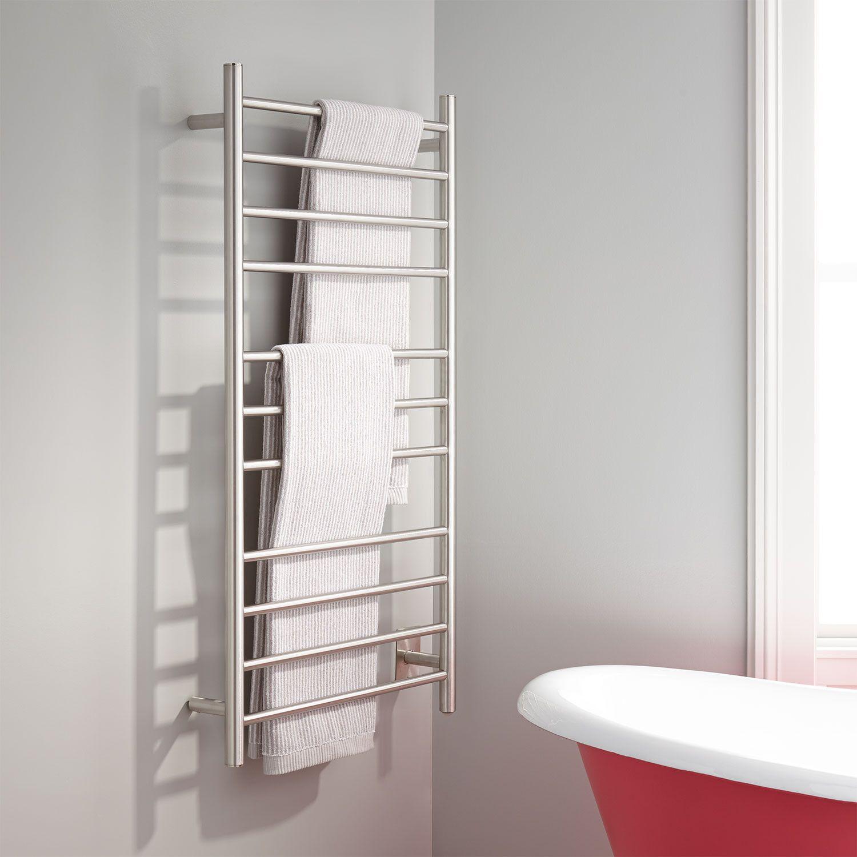 19+ Bathroom towel warmer ideas
