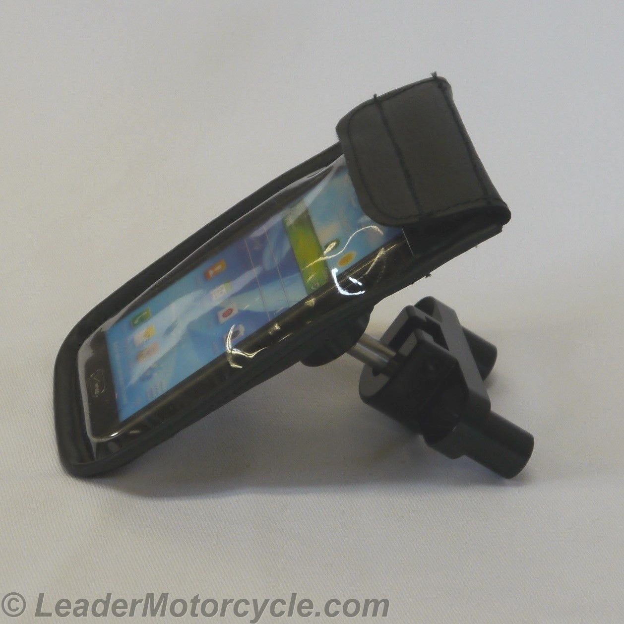 Caddy Buddy Waterproof Phone Mount for Can-Am Spyder (Black) The eCaddy Buddy waterproof phone/iPod mount is ideal if you're looking for protection from rain/wa
