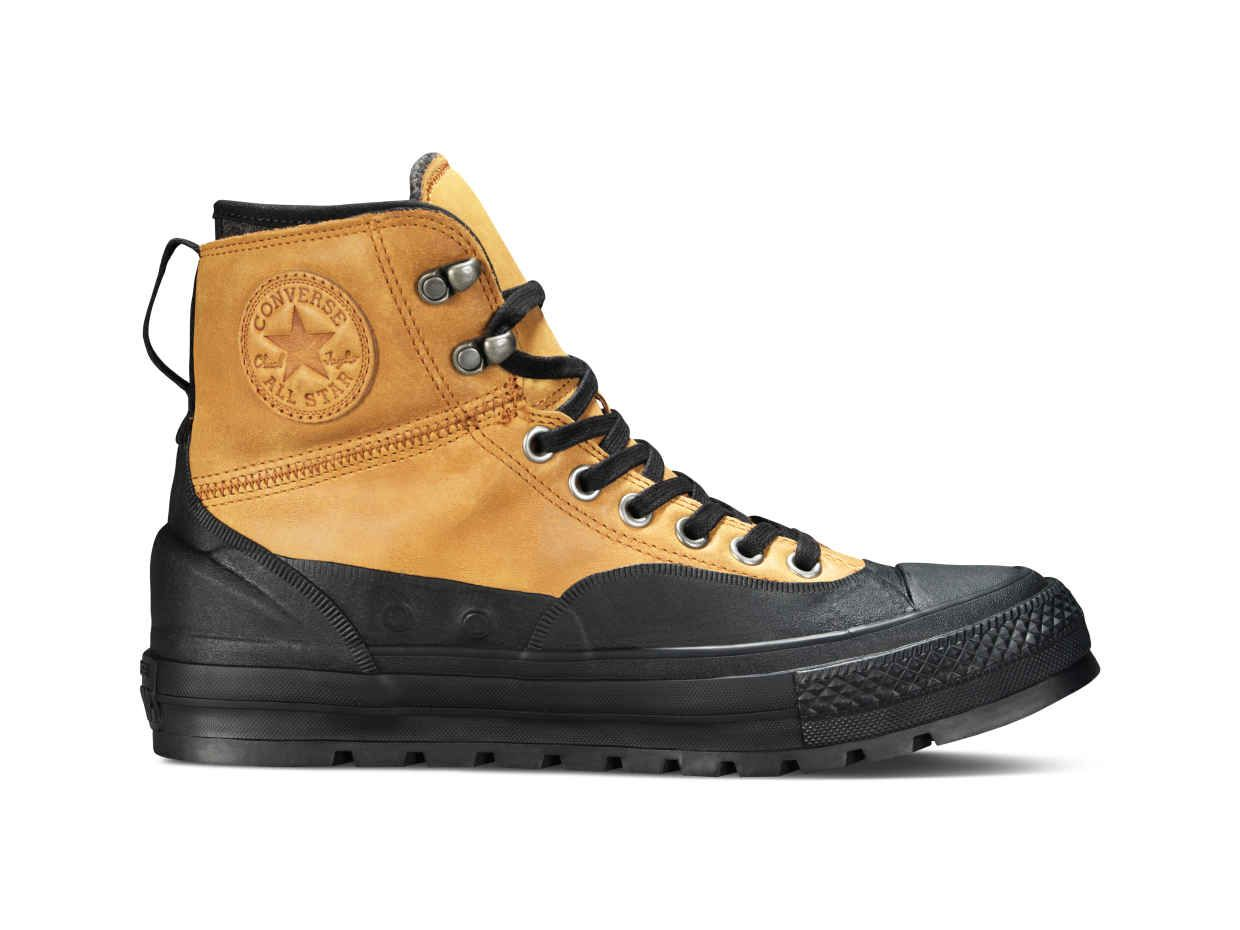 Converse winterizes the Chuck Taylor | Chaussure homme ...