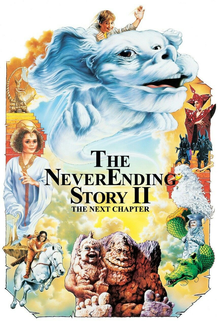 Pin By Victoriia On Film The Neverending Story Next Chapter Neverending Story 2