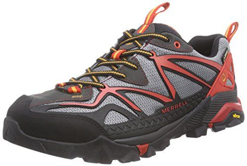 Merrell Capra Sport Gtx Botas Hombre Viajeros Del Misterio Botas Hombre Zapatos De Senderismo Botas De Montana