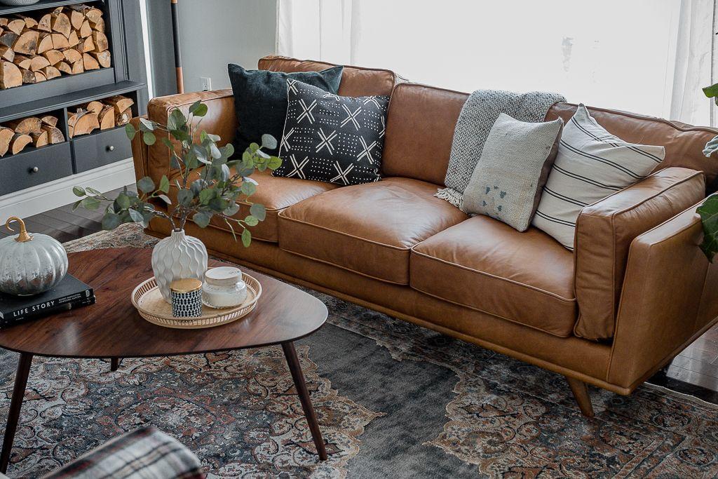 Craftberry Bush Tan Leather Sofa Https Www Craftberrybush Com Tan Leather Couch Living Room Tan Leather Sofa Living Room Leather Sofa Living Room