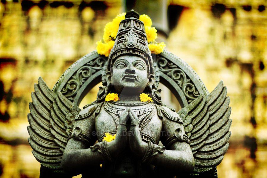 Garuda, King Of The Birds By Sownak On DeviantArt