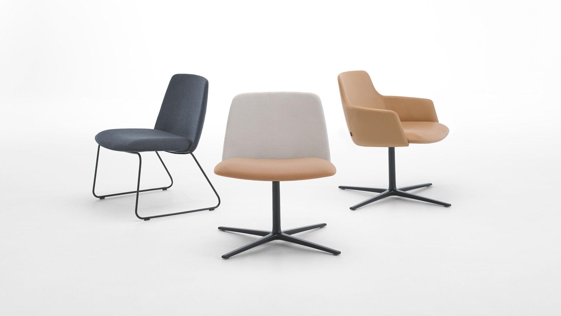 https://www.havic-kantoormeubelen.nl/ - Nia fauteuils - design kantoormeubelen - projectinrichting - design