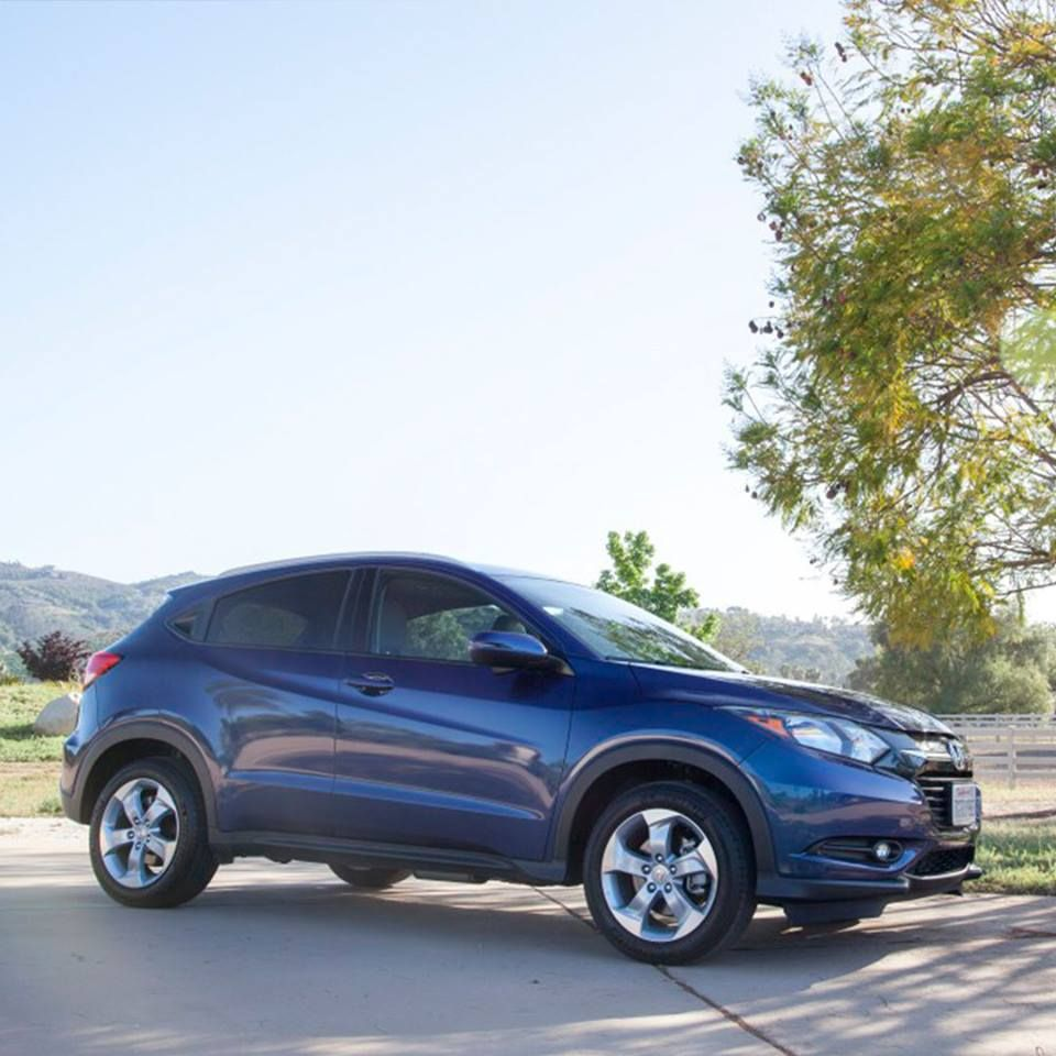 Find some shade and enjoy the scenery in the Honda HRV