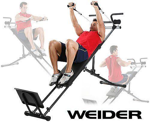 Weider Total Body Works 5000 Gym Weider Http Www Amazon Com Dp B000npwvpe Ref Cm Sw R Pi Dp Weider Ultimate Body Works Total Gym Workouts Home Gym Exercises