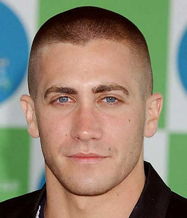 Remember Him With His Jarhead Look? #handsome #hot #sexy #celebrity #hunk