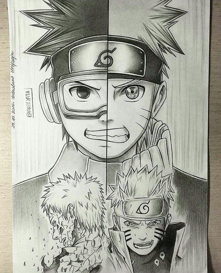 Naruto Drawings: Pin By Anime Love On Naruto