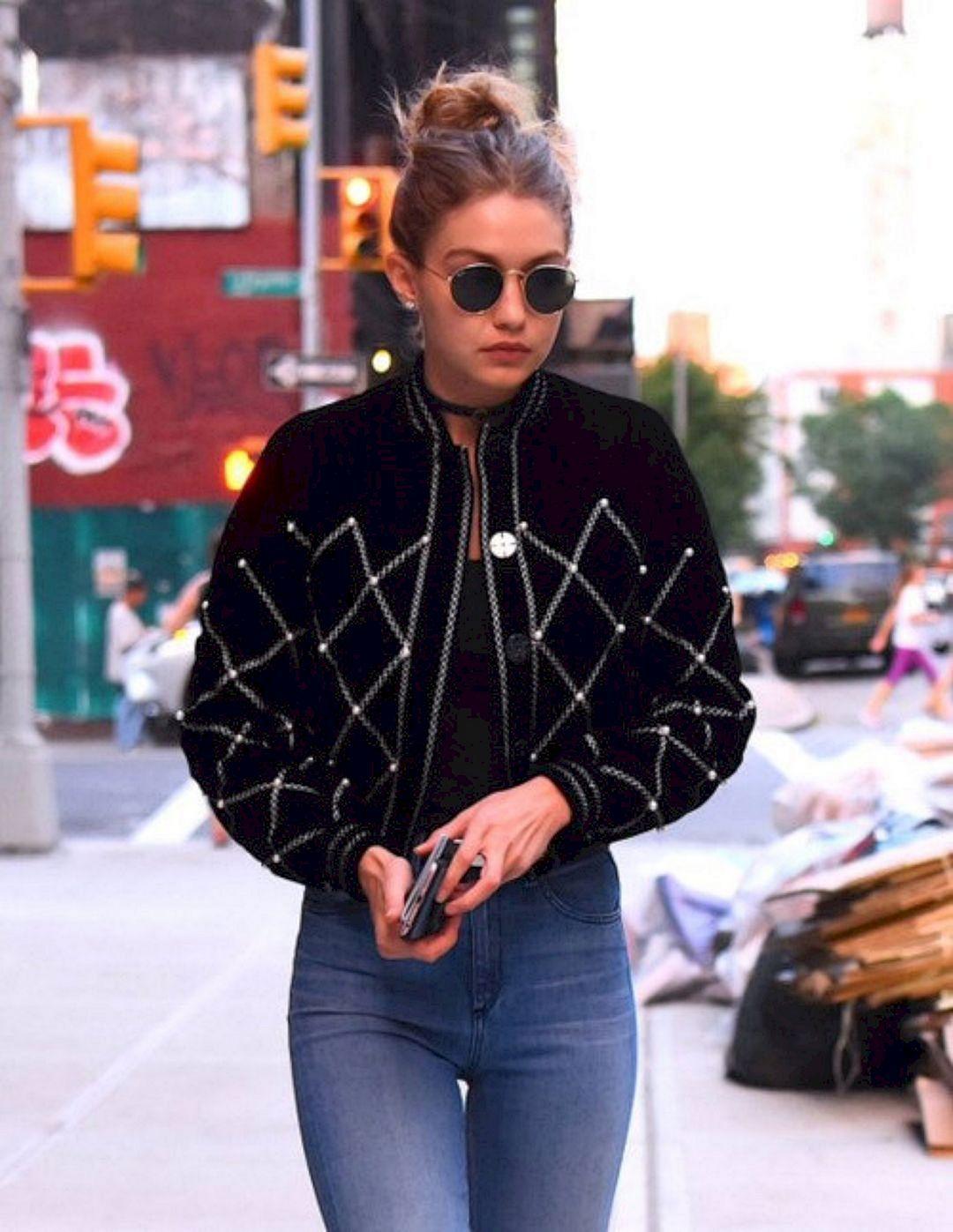 25 Best Gigi Hadid Street Style Moment 2018 #gigihadid