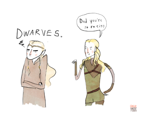 Some of my best friends are dwarves!