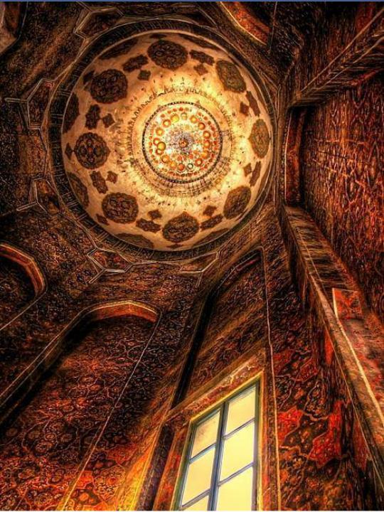 Iran / Ardabil / Sheykh safie-din mosque
