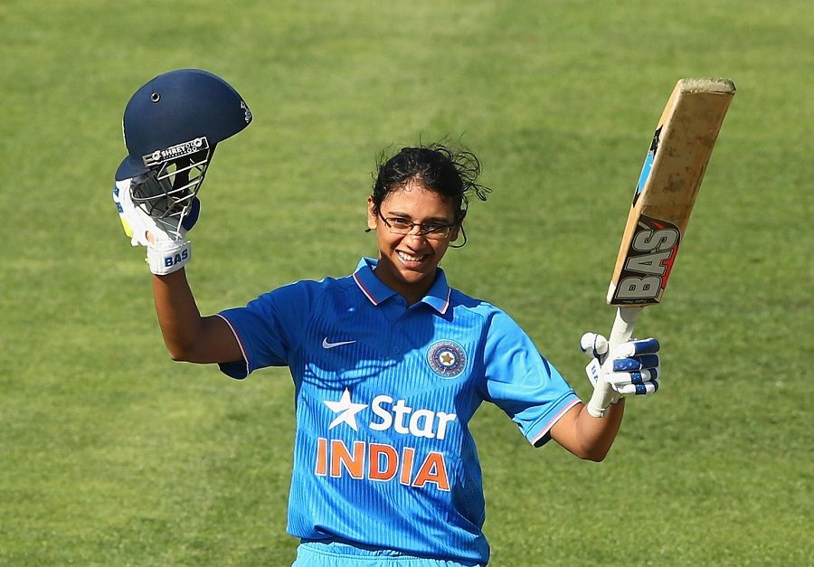 Smriti Mandhana Signed By Wbbl From Sangli To Brisbane The Young Indian Is Going Places Smriti Mandhana Sports Memes Cricket Sport