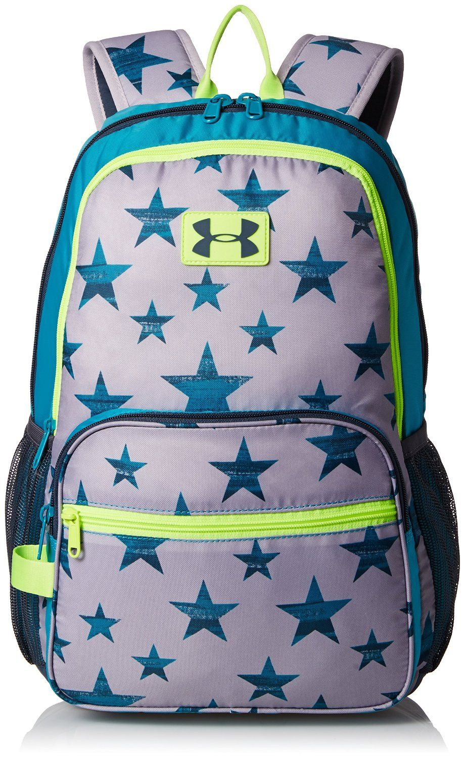 93e589254a Amazon.com: Under Armour Girl's Great Escape Backpack, Cloud Gray, One  Size: Sports & Outdoors