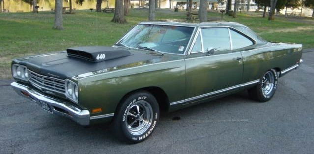 1969 Plymouth Satellite  Maple Motors Inc