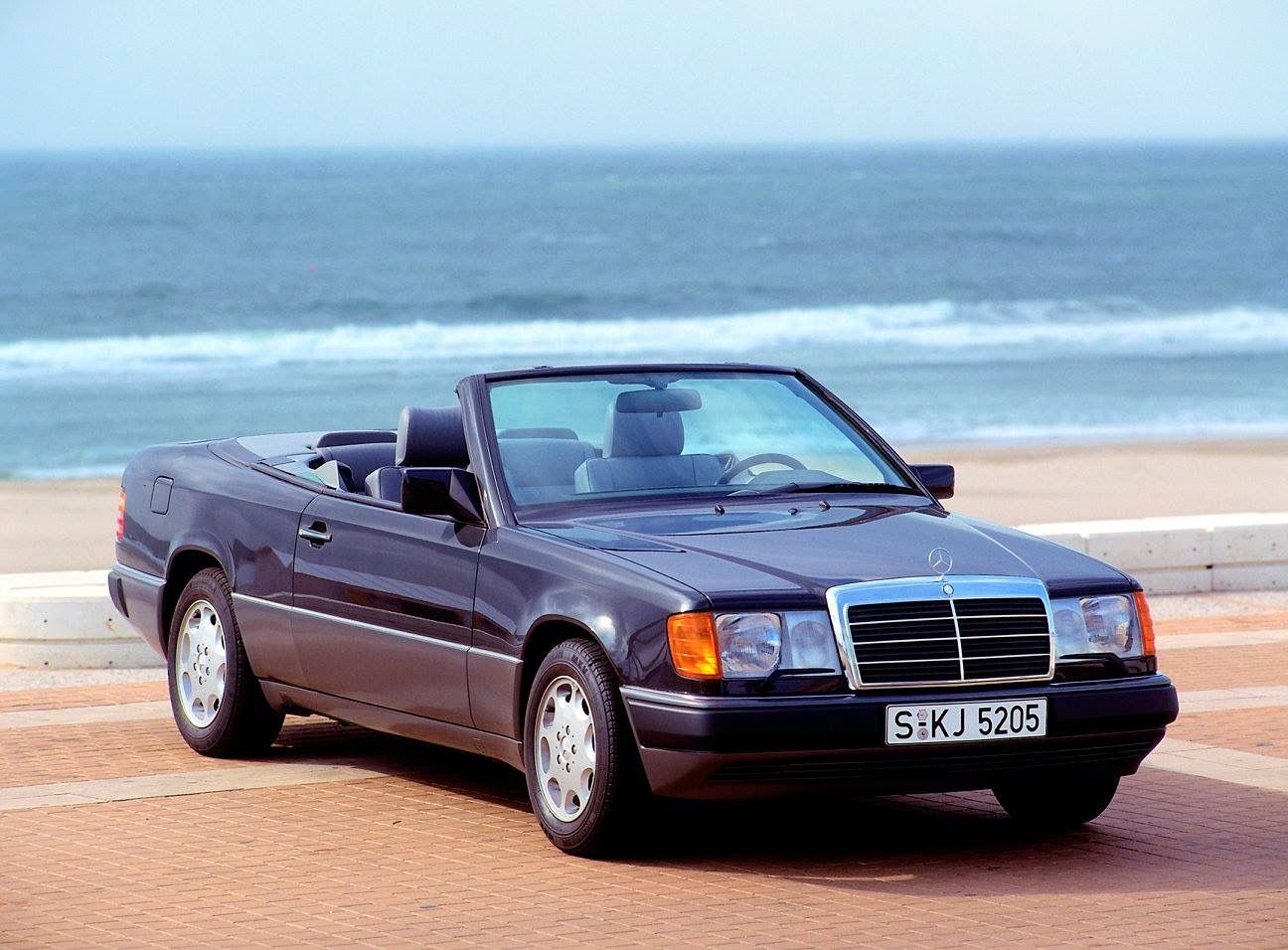 Mercedes benz baureihe 124