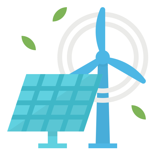 Renewable Energy Free Vector Icons Designed By Monkik Vector Free Free Icons Vector Icon Design