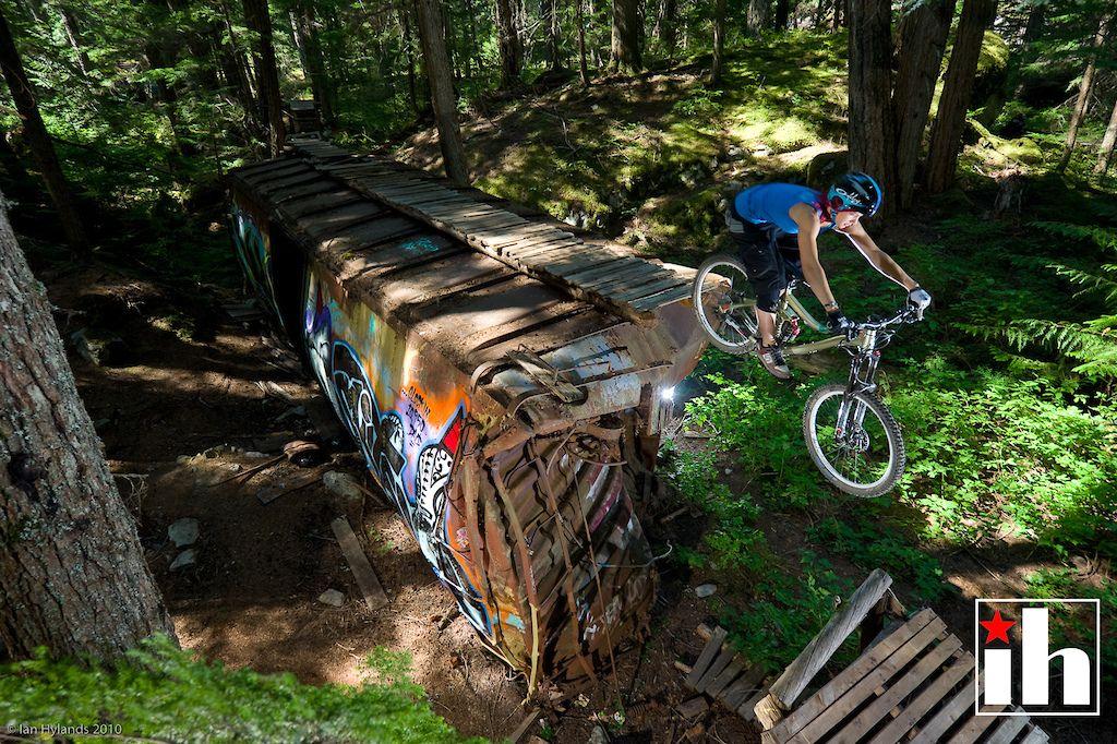Galbraith Mountain Bike Trails