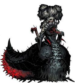 Countess Png Darkest Dungeon Dark Fantasy Lovecraft Monsters