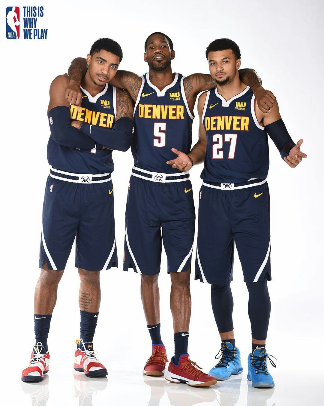 Pin by on NBA DEN Denver nuggets