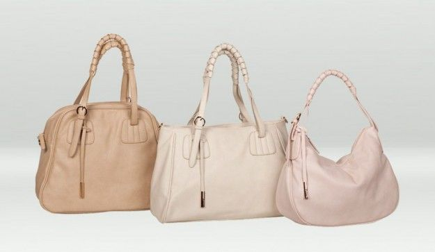 Handbag in pelle Caleidos 2013