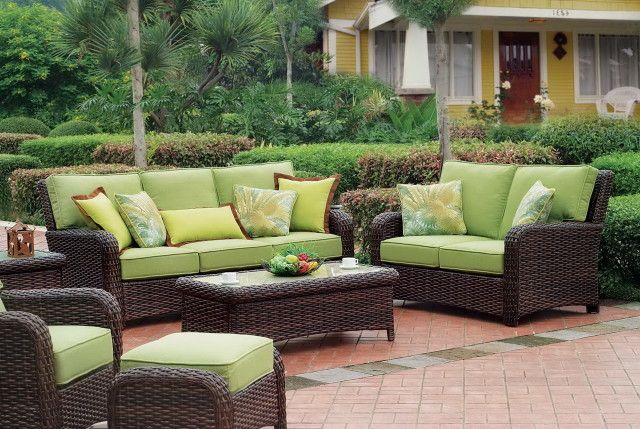 Wicker Patio Furniture Sets Target Home Design Ideas Outdoor