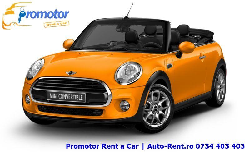 Promotor Rent A Car Auto Rent Ro 40734 403 403 Car Mini Cooper Convertible Car Buying Guide