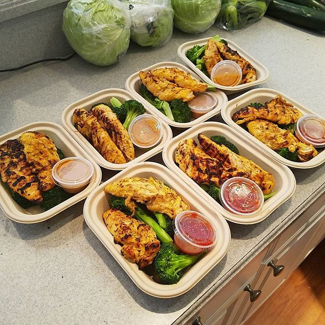 21 Simple Meal Prep Combinations Anyone Can Do Eat Pinterest