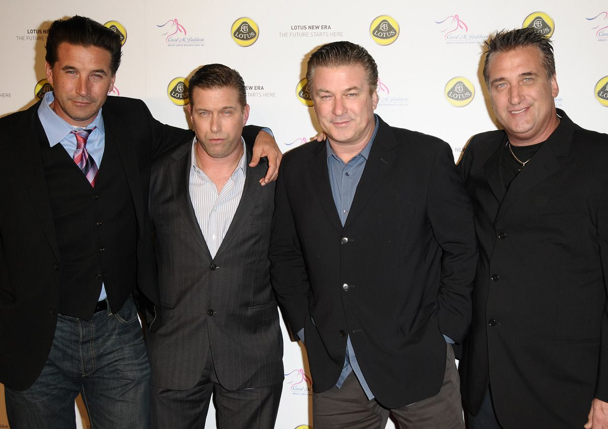 24 celebrities you didnt know were related photos stephen brothers actors and brothers william baldwin stephen baldwin alec baldwin and daniel baldwin are nvjuhfo Gallery