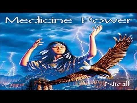Medicine power ♫ Native American Music   Shaman Music