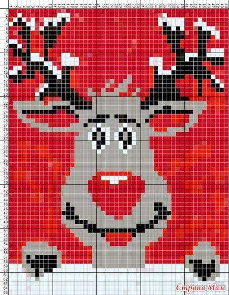 Gratis Kersttrui.Patroon Foute Kersttrui Blankets Afghans Christmas Knitting