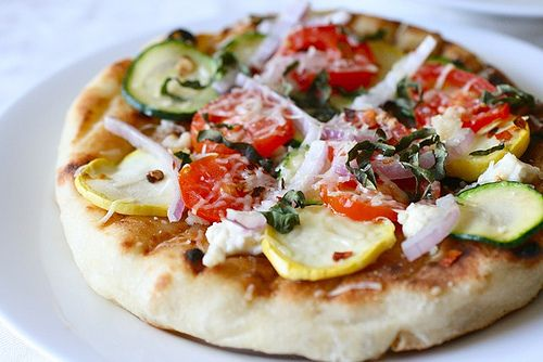 Grilled Pizza - Combine two great things, grilling and pizza, and get something even greater!