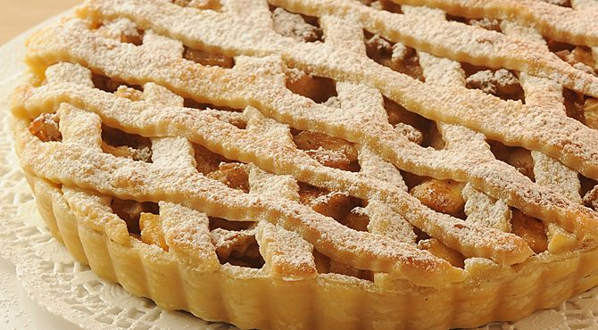 فتافيت باي التفاح Food Desserts Recipes