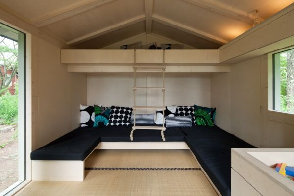 compact home in helsinki finland