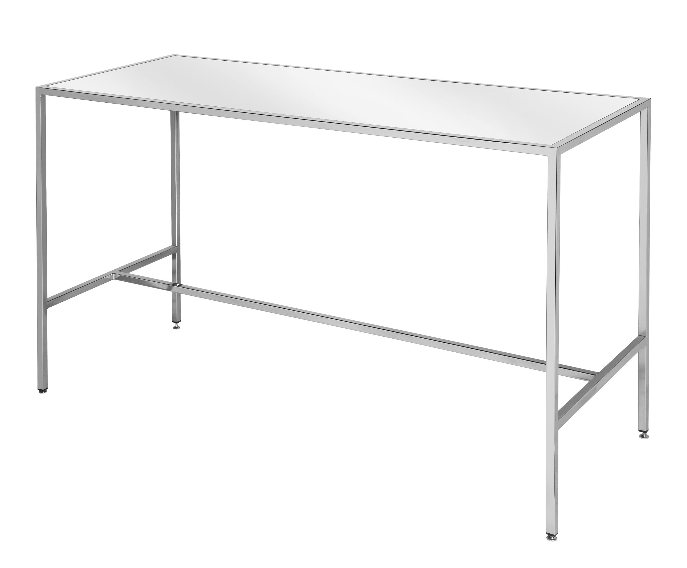 White Plexi munal Table Picked by Christine Realubit