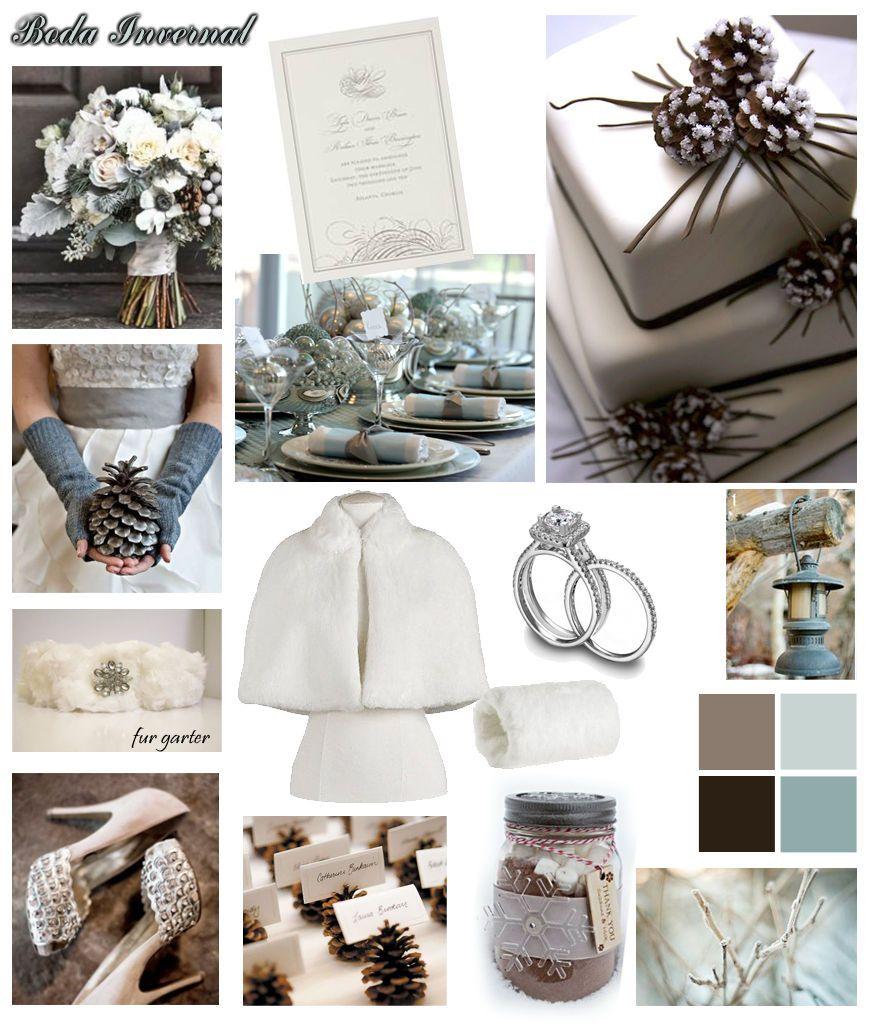 Todos los detalles que debes considerar al decorar una boda en invierno