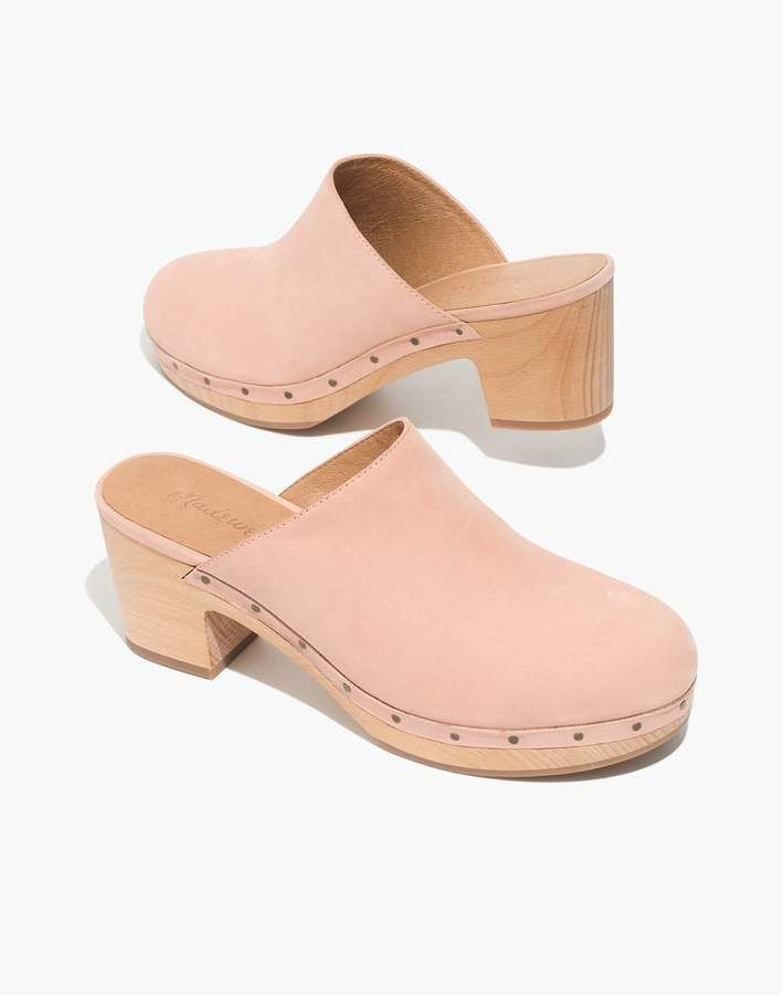 1ad68ad0a41 Madewell The Ayanna Clog in 2019