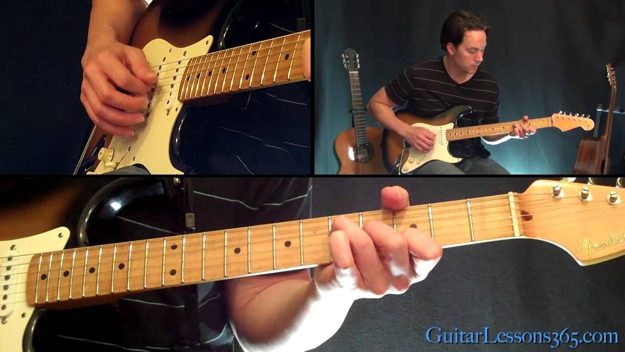 Wonderful Tonight Guitar Lesson - Eric Clapton   Guitar ...