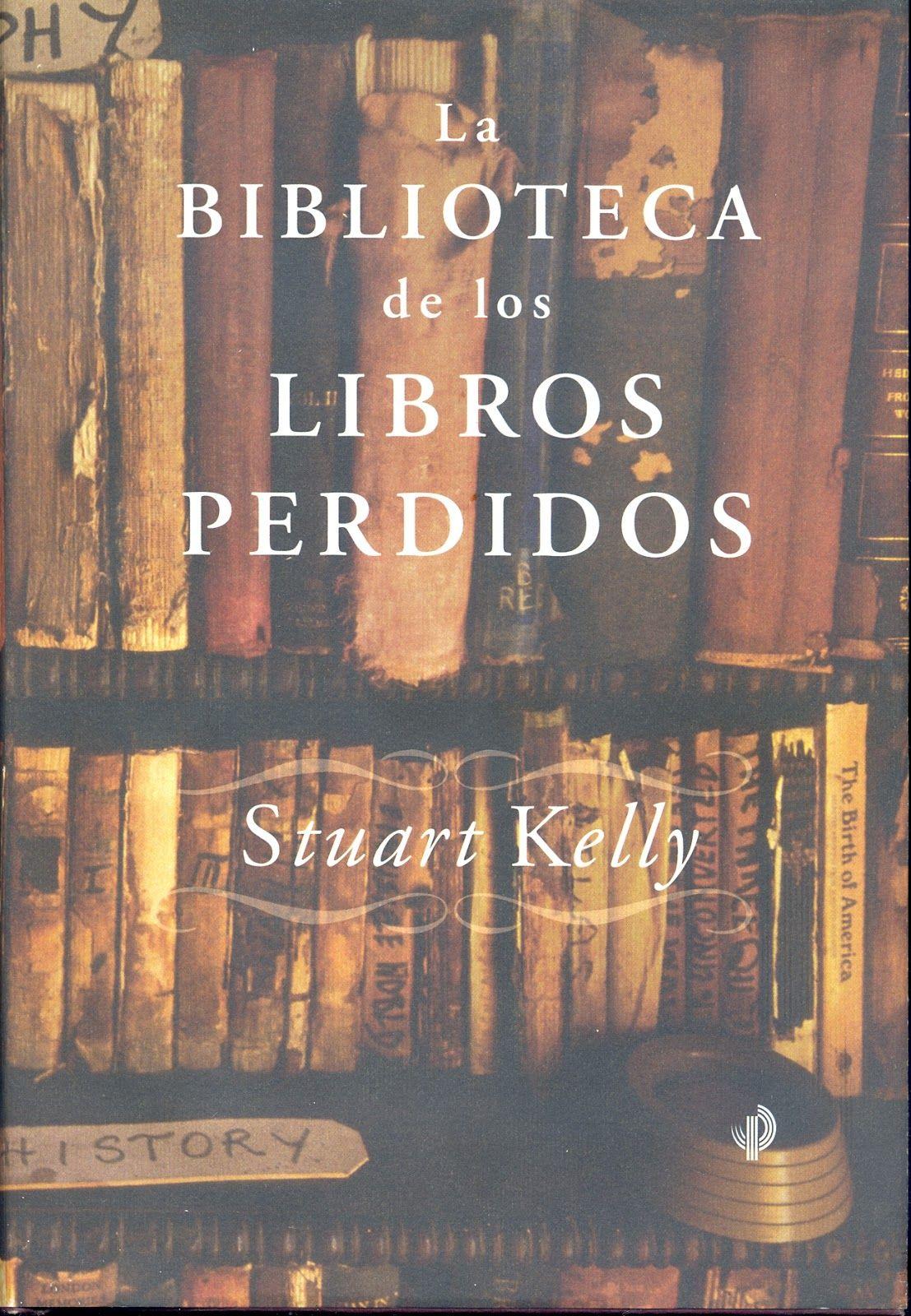 Resultado de imagen de la biblioteca de los libros perdidos libro