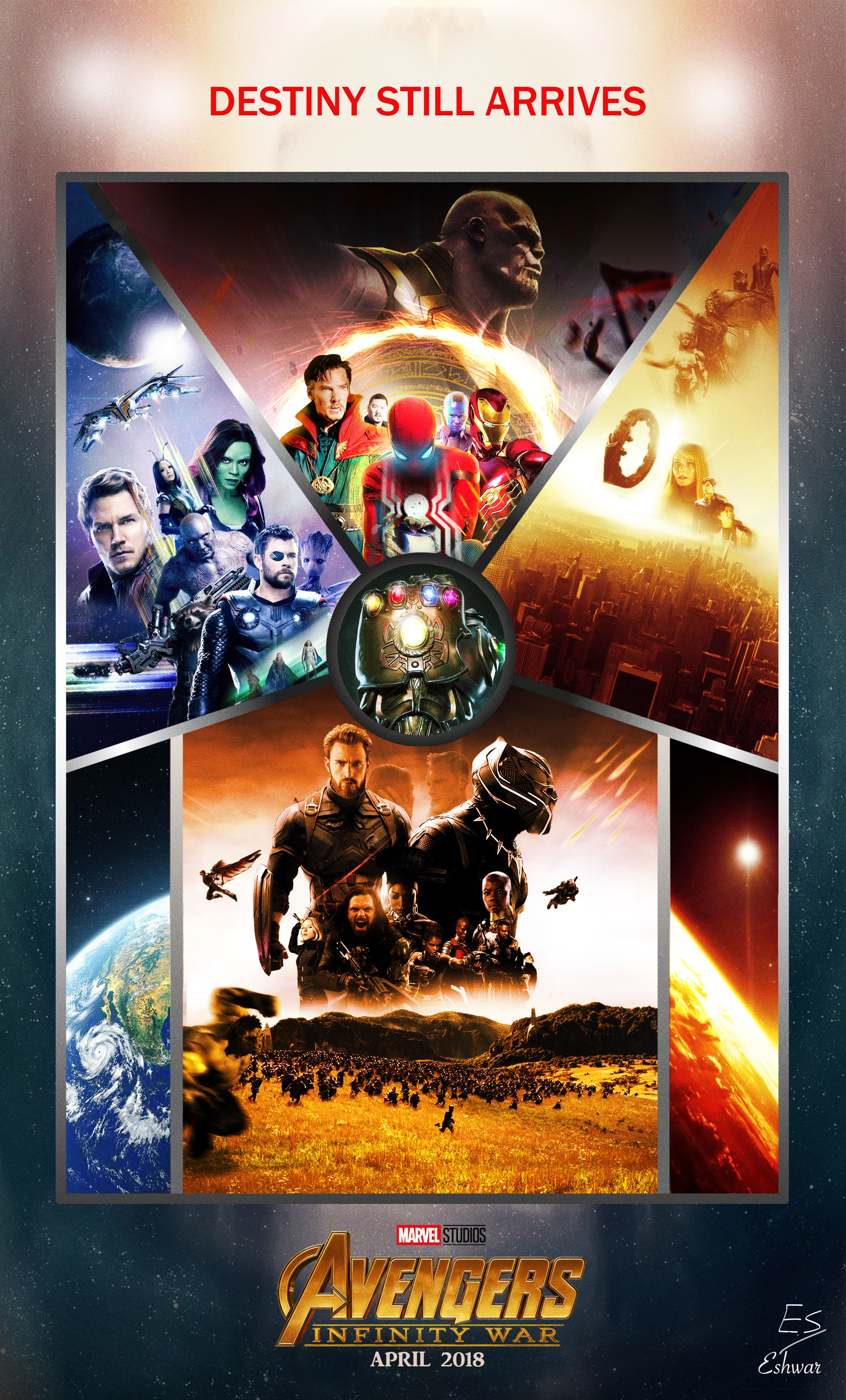 My Fanmade Avengers Infinity War Poster Avengers Avengers Infinity War Infinity War