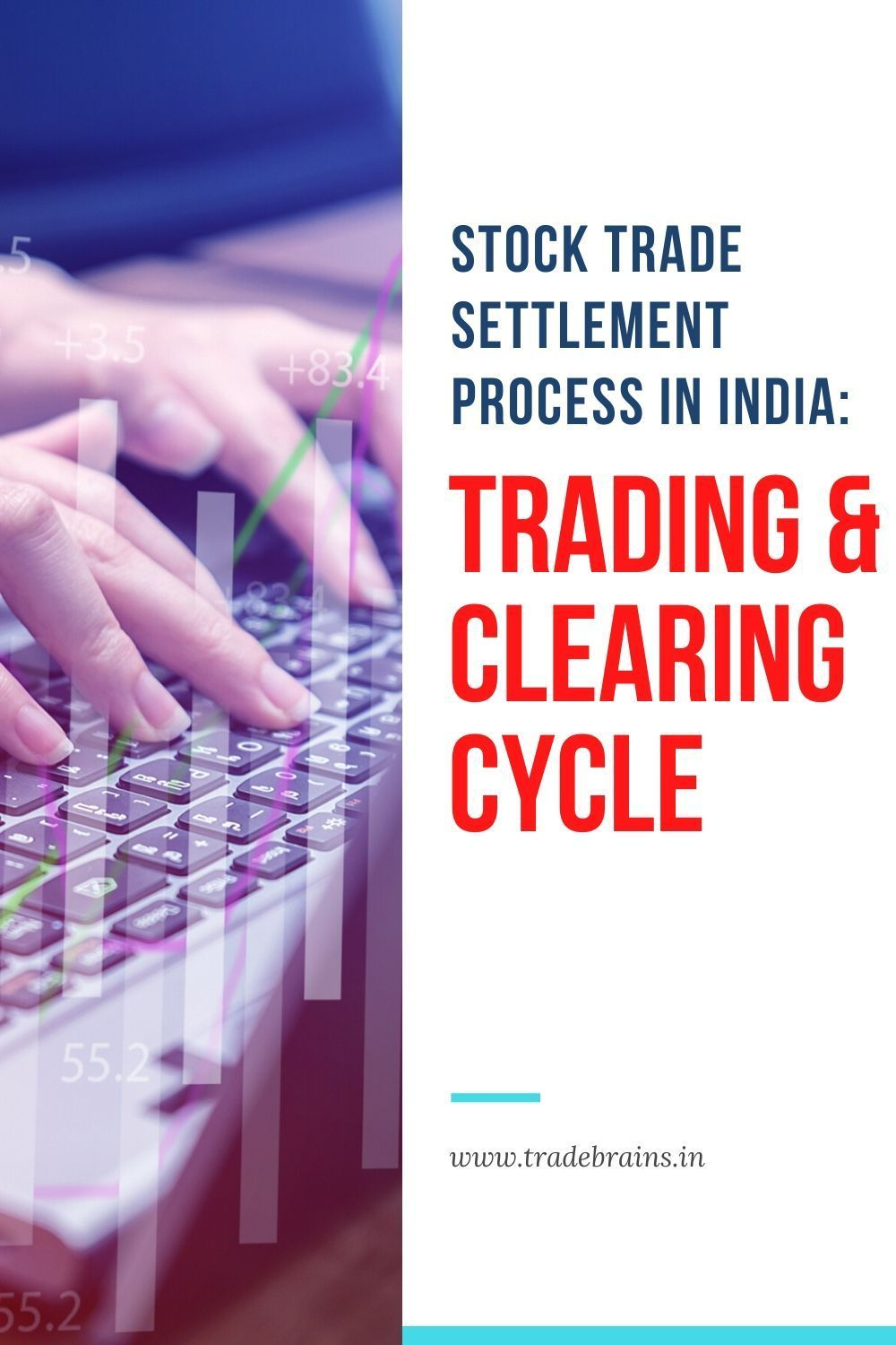 Stock Trade Settlement Process In India Trading Clearing Cycle In 2020 Stock Trading Trading Cycle