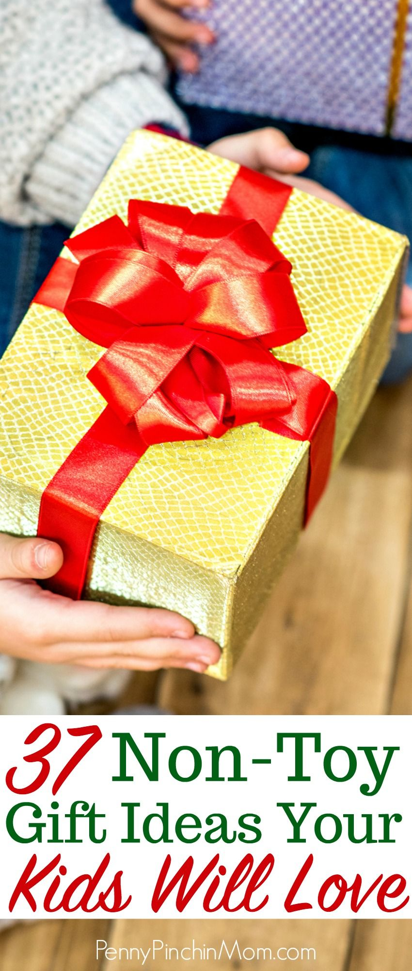 Non-Toy Gift Ideas for Kids | Kid kid, Christmas gifts and Toy