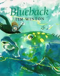 blueback novel essay