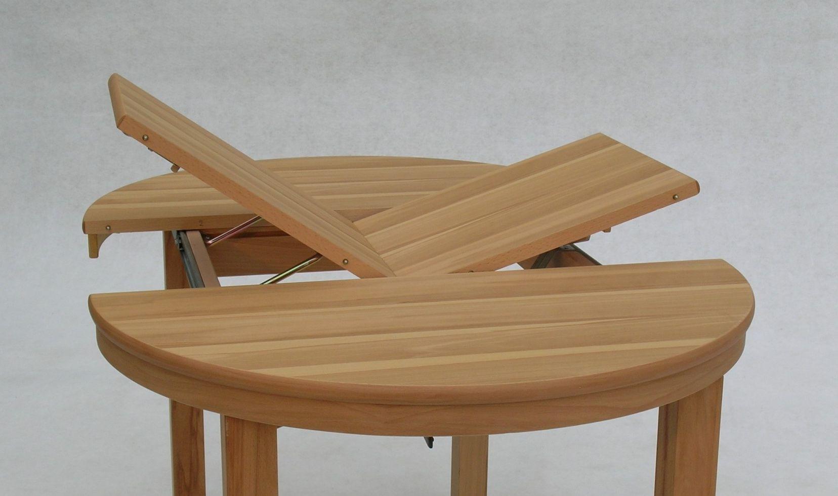 esstisch massivholz buche ausziehbar eingebung bild der eefbabededeece