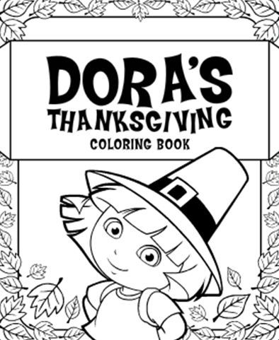 Get kids excited for Thanksgiving with this Dora the Explorer ...