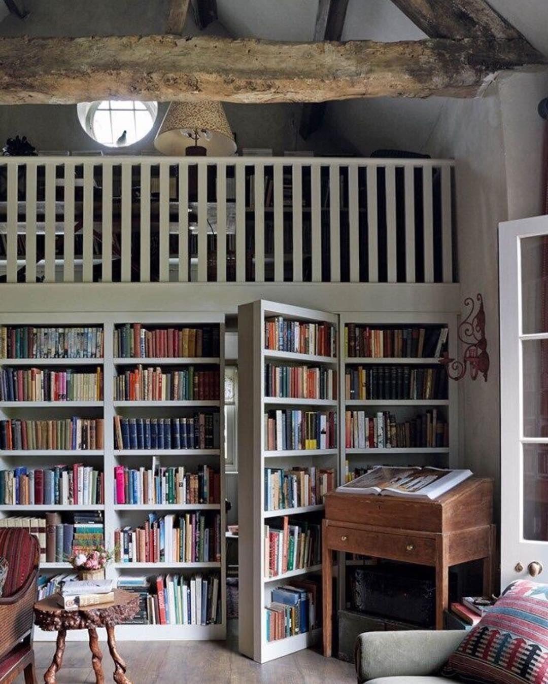 instagram de myinterior biblioth que pi ce secr te home d co pinterest. Black Bedroom Furniture Sets. Home Design Ideas