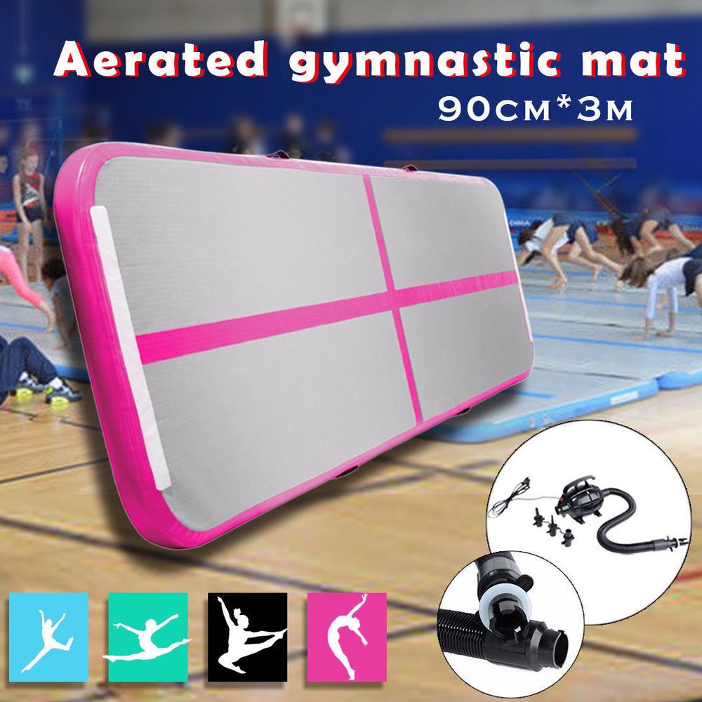 NEW Airtrack Inflatable Air Track Floor Home GYM