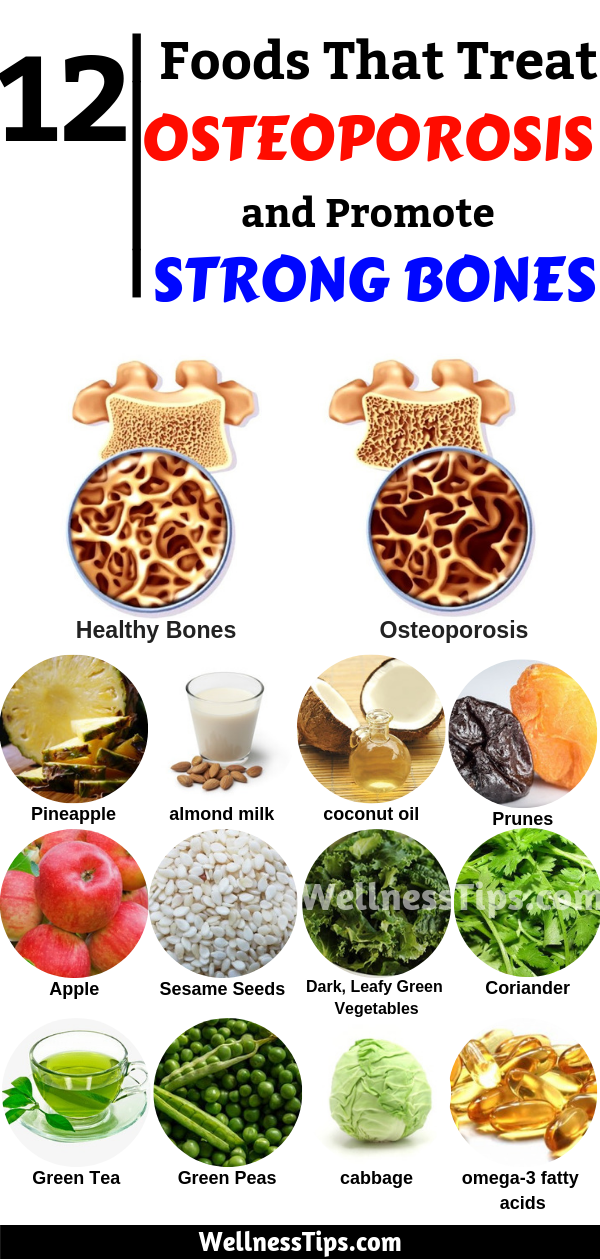 18++ What to eat when you have osteoporosis info